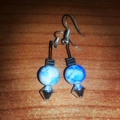 Pendientes. #diy #earrings