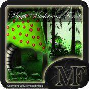 Free App - Magic Mushroom Forest