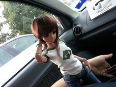 Smart Doll Ebony by babyzoe89