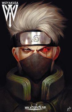 Naruto Kakashi - x Museum Quality 80 lb. Anime Naruto, Naruto Vs Sasuke, Naruto Shippuden Anime, Naruto Art, Manga Anime, Gaara, Boruto, Sasuke Sakura, Kakashi Hatake