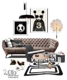 """""""Lapis Casa Concept"""" by annie-qiu ❤ liked on Polyvore featuring interior, interiors, interior design, home, home decor, interior decorating, Catellani & Smith, Mexx, &Tradition and Hidden"""