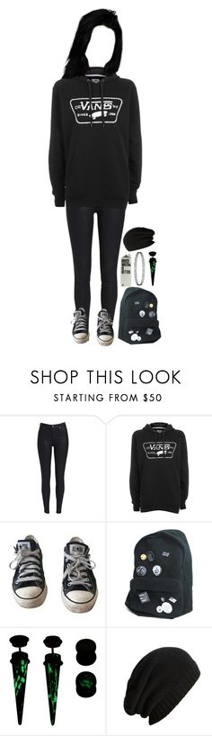 """But even worse I can't stop calling her she's all I want and more"" by xxghostlygracexx ❤ liked on Polyvore featuring Vans, Converse, Hot Topic and AllSaints"