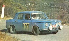 Monte Carlo 1967 - Källström Harry - Lyxell KjelliconRenault 8 Gordini