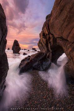 West Coast South Island, New Zealand