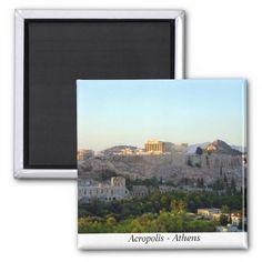 Acropolis – Athens Refrigerator Magnets