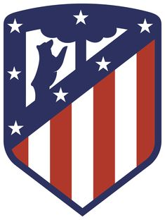New Logo for Atlético Madrid by Vasava