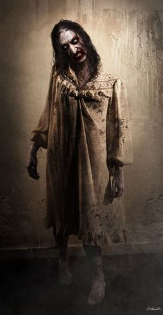 "Horror Movie Art : The Conjuring 2013 ""Bathsheba Sherman"" by Jerad Marantz Scary Movies, Horror Movies, Horror Themes, Horror Art, Creepy Horror, Creepy Art, Horror Pics, Real Horror, Horror Pictures"