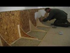 Building a cyc wall