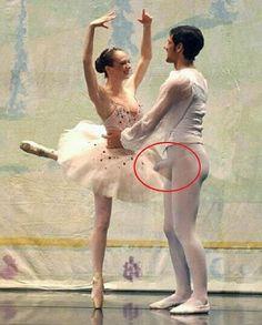 13 Epic Fails in Ballet - Oddee.com