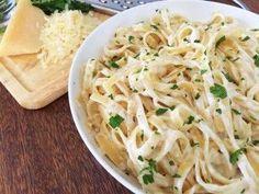 Olive Garden Alfredo Pasta copycat recipe by Todd Wilbur