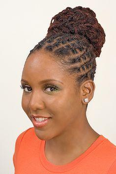 Dreadlocks Hairstyles short dreadlock styles for black women Dreadlocks Style By Mega3000