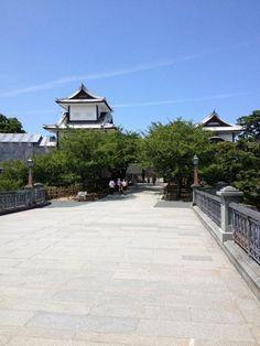 石川県 金沢市 尾山神社