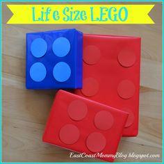East Coast Mommy: Life Size LEGO