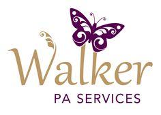 New logo design for Walker PA Services, option 1 design