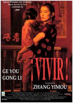Vivir [Vídeo (DVD)] / dirigida por Zhang Yimou