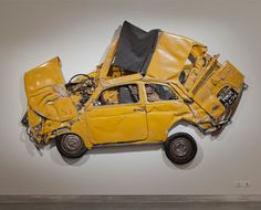 Bem Legaus!: Carros amassados