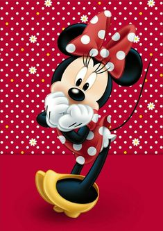 Image in Mickey & Minnie Mouse Wallpaper collection by NuMuayNaKa