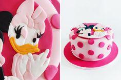Cake Minnie and Daisy