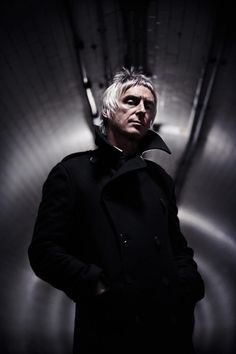 Paul Weller, you can find him in this pub called De Koe, when he's in Amsterdam.