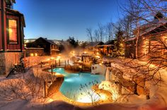 Live the authentic nordic spa. Scandinave Spa Blue Mountain offers the experience of the Scandinavian baths where mind and body find peace. New Travel, Canada Travel, Travel List, Winter Travel, Travel Guide, Scandinavian Baths, Winter Destinations, Winter Vacations, Outdoor Spa
