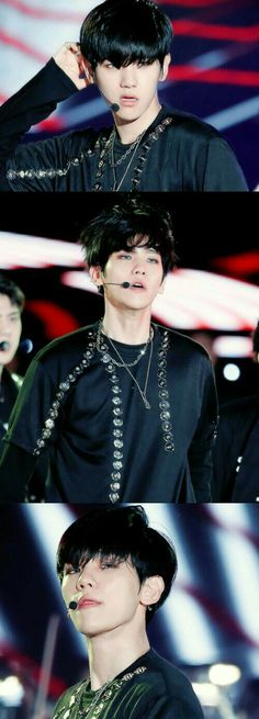 160621 -#BaekHyun@ KBS Open Concert