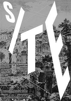 site [poster] « daniel wiesmann grafikdesign