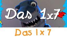 Das 1x7 Lied - Mathe Lernlieder    Kinderlieder