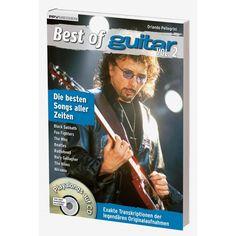 Best of Guitar Vol. 2 - Die besten Songs aller Zeiten, 14,95 €