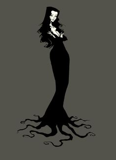 Beautiful Macabre Gothic Fantasy Surreal Art by AbigailLarson Addams Family, Surreal Art, Amazing Art, Abigail Larson, Gomez And Morticia, Art, Dark Art, Adams Family, Gothic Art