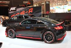 """As predicted, ABT's """"mystery"""" world premiere for the 2014 Essen Motor Show is the third-generation Audi TT Coupe, with the tuner presenting the first of many tuning upgrades to come."""