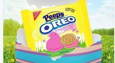 #'Peeps-flavored' Oreos causing outbreak of 'pink' - Fox17: Fox17 'Peeps-flavored' Oreos causing outbreak of 'pink' Fox17 (Fox 32 –…