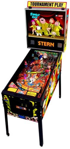 Own a pinball machine