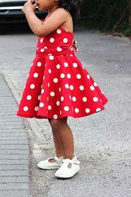 Circle skirt with elastic back