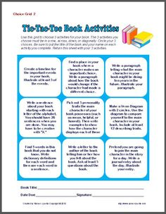 Reading Response for Any Book: One Concept, Five Approaches | Minds in Bloom