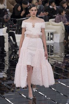Chanel | Haute Couture - Spring 2017 | Look 36