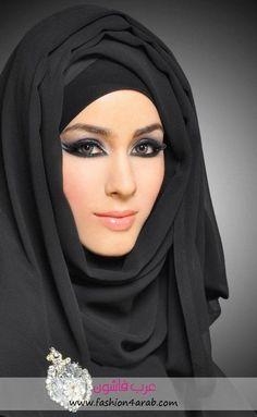 مكياج و لفات حجاب خبيرة التجميل شازيا زارا