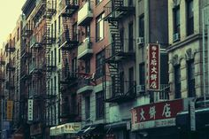 China Town New York / USA
