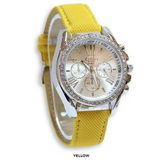 Ashley Princess Women's Watch & Wallet - Assorted Colors at 79% Savings off Retail!