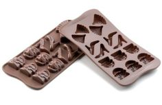 Amazon.com: NY Cake Silicone Fashionista 14 Cavities Chocolate Mold: Home & Kitchen