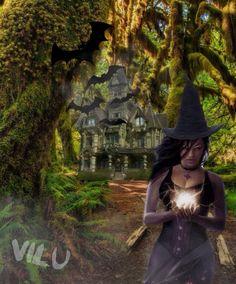 The witch - Virginia Lucia Campos Mendonça