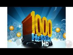 1000 Heroz HD - iPad Gameplay Video