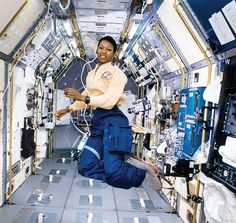 In 1992, Mae Jemison, who turns 55 today, became the first African American woman to venture into space. For about a week, she, her crew mates, and some frogs orbited Earth in the space shuttle Endeavour, assigned to the STS-47 Spacelab J mission, a collaborative project between the United States and Japan that was designed to investigate various aspects of materials science and the life sciences in space. One of their tasks was to study the effects of weightlessness on the development of am...