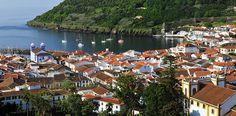 Azores, Terceira Island - Angra do Heroísmo City UNESCO World Heritage Site