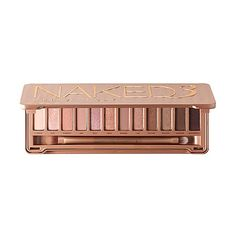 Rank & Style Top Ten Lists | Urban Decay Naked3 Palette #rankandstyle #eye #makeup #beauty