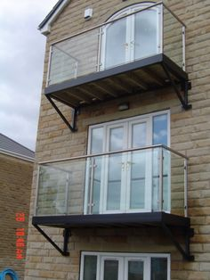 Abacus homes| Bespoke Home Fabrications #Balconies #Balconies Yorkshire #Balcony