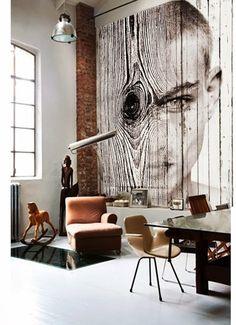 La Boheme! THE wood print is amazing!!