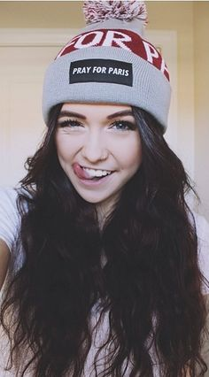 Acacia Brinley is my female role model, and she is an amazing singer