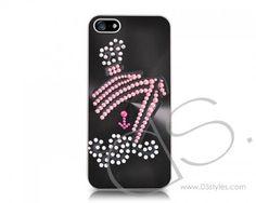 Ship Bling Crystal iPhone 5 Cases - Black  http://www.dsstyles.com/brands/ship-bling-crystal-phone-cases-black.html