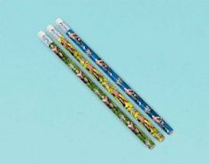 WWE Pencils (12) (Blue) Party Accessory by Amscan. $4.25. Blue. Includes (12) themed pencils. This is an officially licensed WWE product.