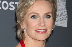 GLEE star JANE LYNCH has showed her support for BARACK OBAMA by narrating a new campaign for the U.S. President.